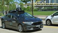Uber's self-driving cars are running into problems - literally