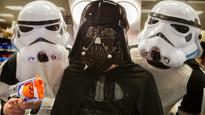 Star Wars takes over office