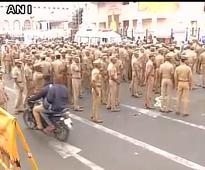 Police evict Jallikattu protesters from Chennai's Marina beach
