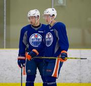 Taylor Hall supports teen phenom Connor McDavid for Oilers captaincy