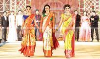 Radhika Apte, Mamta Mohandas stun Kochi as gorgeous brides