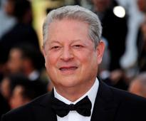 Trump can't stop American progress on climate, Al Gore tells Cannes