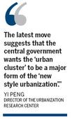 Cabinet approves new zones