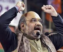 Amit Shah begins three-day Telangana visit in a bid to gear up for 2019 Lok Sabha elections