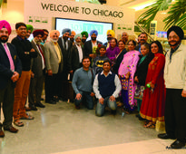 AAP Leader Visits Chicago To Garner Support For Party