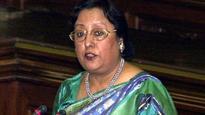 Najma Heptullah resigns, Naqvi upgraded; Kalraj Mishra escapes axe