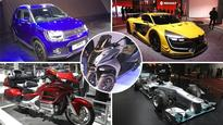 Concepts, heavy duty vehicles and e-buses rock day 2 of Delhi Auto Expo