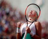 French Open 2017: Kristina Mladenovic transforms from doubles champ to serious singles contender