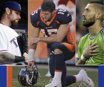 50 Athletes Who Live Their Faiths: A Newsmax List
