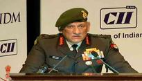 Reduction in Chinese troops post truce in Doklam, says Army chief