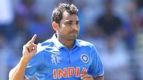 Injured and untested since March, Mohammed Shami in World T20 squad