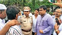 SP leader logged a plant against a contractor at Deonar abattoir