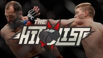 The Hitlist: The top 5 moments from UFC Fight Night