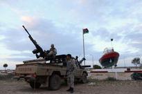 Libya sends navy to stop North Korean tanker