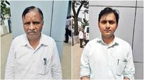 ACB nabs 2 sales tax officers taking Rs4.5 lakh bribe