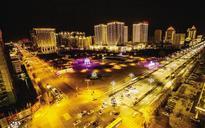 City lighting targets evening economy
