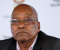 South Africa's Zuma to court grassroots in battle for ANC