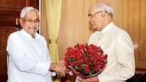 Nitish Kumar breaks ranks with allies for Ram Nath Kovind