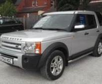 LAND ROVER DISCOVERY 3 TDV6 HSE 2.7 AUTOMATIC 7 SEATER 2004