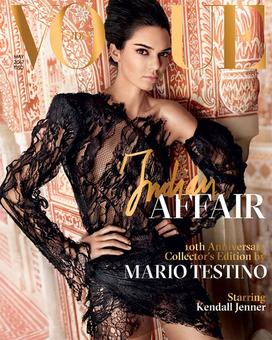 Vote: Is Vogue India's Kendall Jenner cover a mistake?