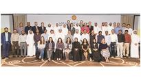 Qatar Shell celebrates graduation of 21 employees from development course