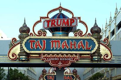 Fans of Trump Taj Mahal can take a piece of the casino home