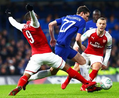 League Cup: Chelsea spurn chances in stalemate with Arsenal