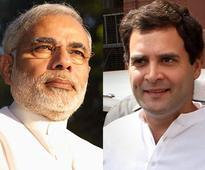 Where is the earthquake? Modi's jibe at Rahul