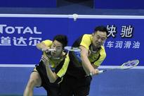 Thomas Cup: Time for doubles to do a good turn for the team