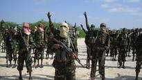 Al Shabaab militants attack Somali army base, ... File photo.   By Abdi Sheikh and Feisal Omar MOGADISHU: Al Sha...