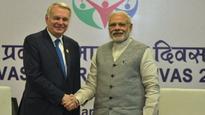 Demonetization a 'bold' decision, shows PM Modi's determination: France