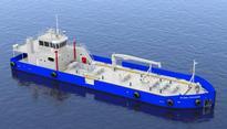 New pocket tanker for Puget Sound