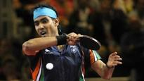 Sharath Kamal's fall ends Indian challenge at World Table Tennis Championships