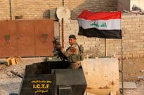 Iraqi special forces move more than 1,000 people from front line of Mosul battle