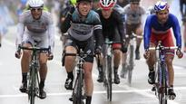 Cycling: Cavendish wins Giro d'Italia 13th stage race