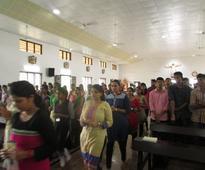 ICYM, Kuntalnagar holds 'Yuva Samagam 2016 One day with the Lord'