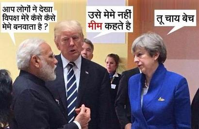 Congress gets slammed over 'chaiwala' meme on PM Modi