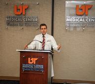 Dr. Roberto Fernandez Named Medical Director of Pat Summitt Alzheimer's Clinic at The University of Tennessee Medical Center