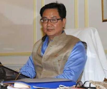 VHP defends Rijiju over remarks on declining Hindu population