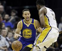 NBA roundup: Golden State Warriors beat Indiana Pacers; Memphis Grizzlies down Charlotte Hornets