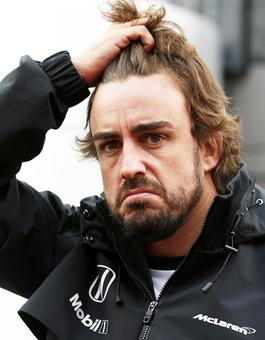 Alonso returns to F1 with a condition