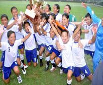 Manipur girls face Haryana in Junior National Football Championships