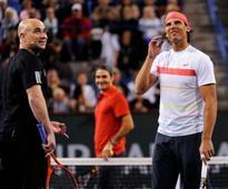 Andre Agassi pens emotional letter to Rafael Nadal