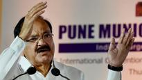Gandhian teachings immortal and relevant to any problem, conflict: Venkaiah Naidu