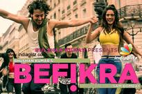 Tiger Shorff and Disha Patani's 'Befikra' song teaser is out!