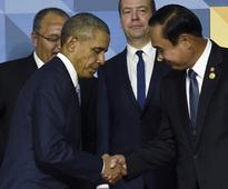 Obama to push trade agenda at summit with Southeast Asia