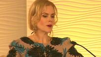 Keith Urban shocked at Nicole Kidman's TV bruises
