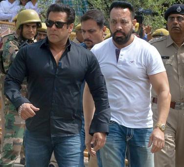 Salman Khan jailed for 5 years in blackbuck poaching case