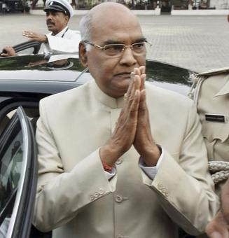 Who said what on Kovind's nomination
