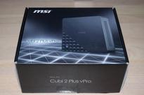 MSI Cubi 2 Plus vPro Skylake mini-STX PC Review